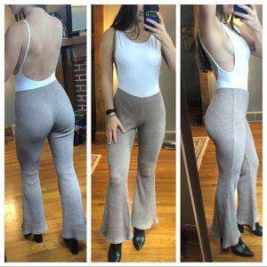 American Apparel Low Back Bodysuit